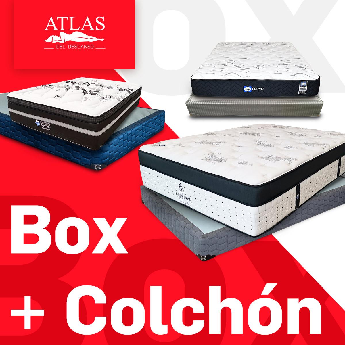 Colchones + Box